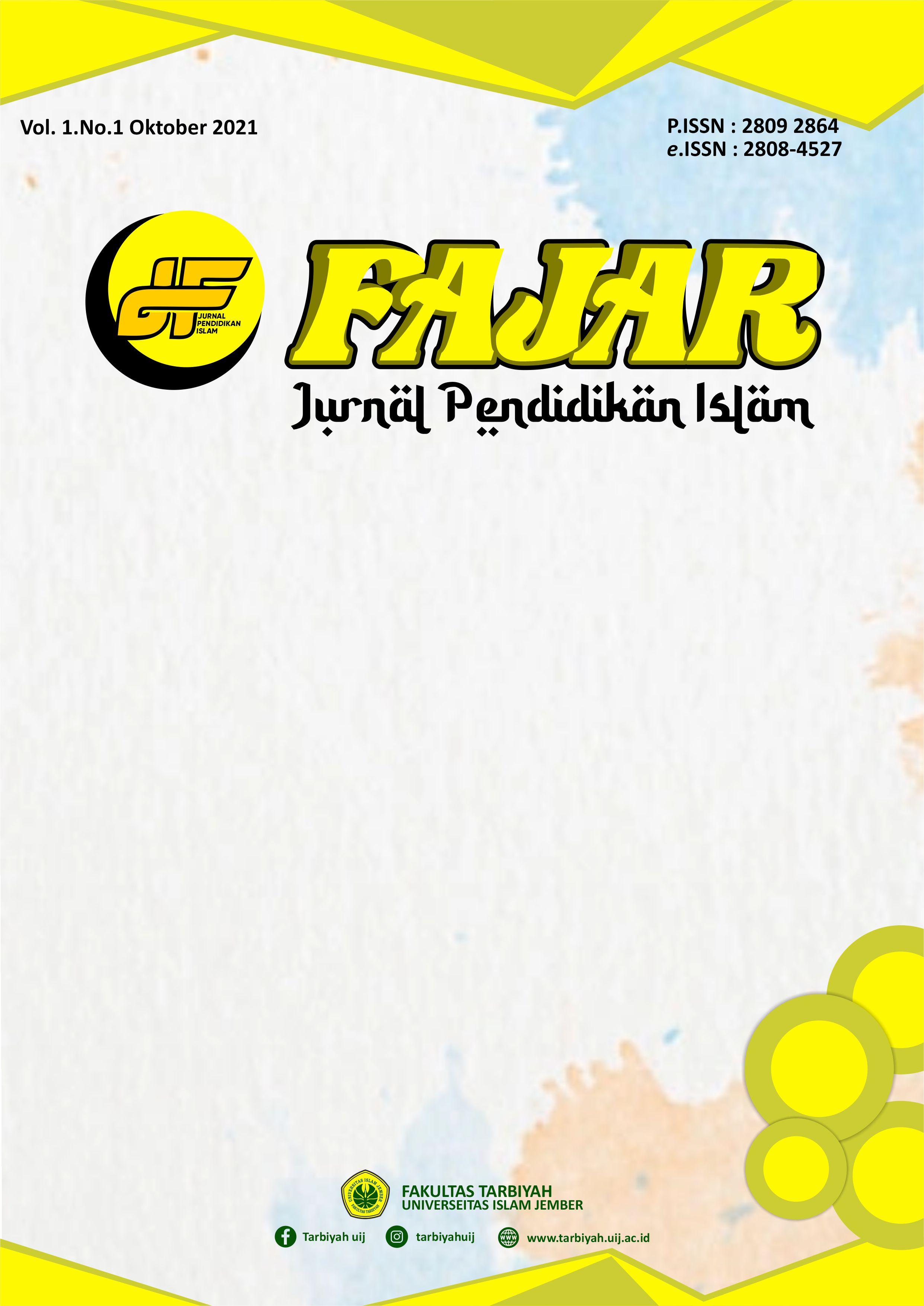 JURNAL ILMIAH FAKULTAS TARBIYAH